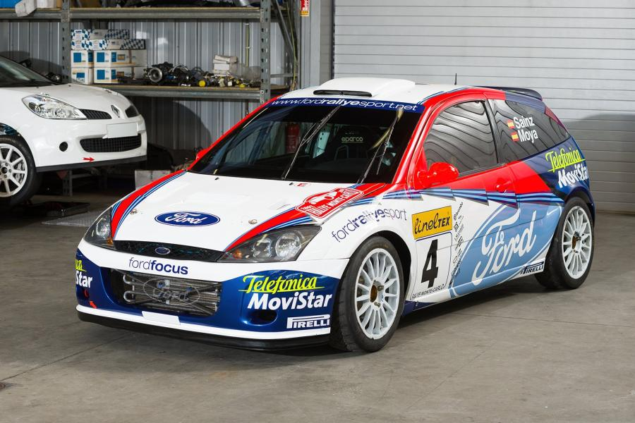 Ford Focus Rs Wrc 2002 Caracteristiques Techniques Marque Ford Modele