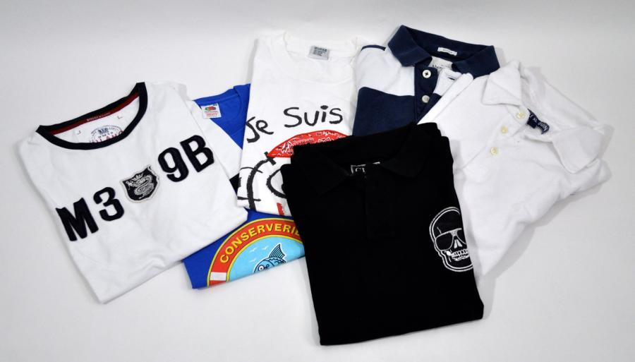 Abercrombie vilbrequin boggi fruit of the loom cl for Alma mater t shirts
