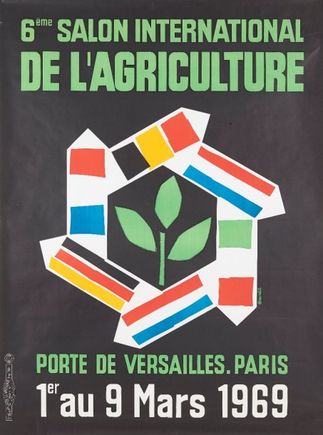 Omnes 6 me salon internationale de l agricultures porte for Salon d orientation porte de versailles