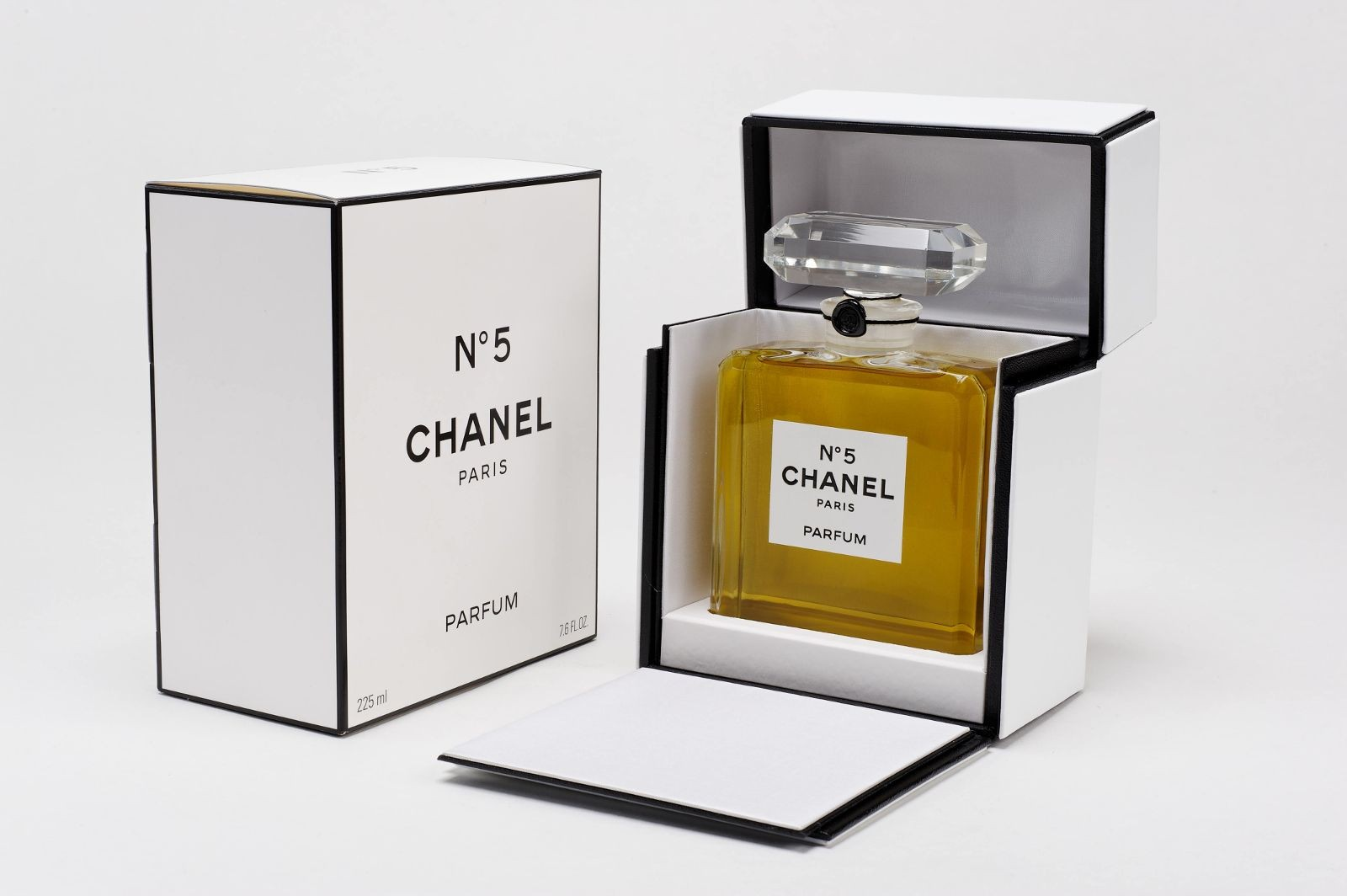 Chanel N5 Flacon De Parfum De 225ml Parfum Dorigine