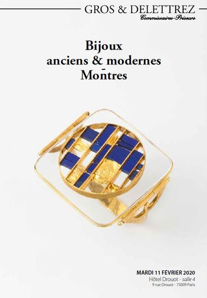 Antique & Modern Jewelry