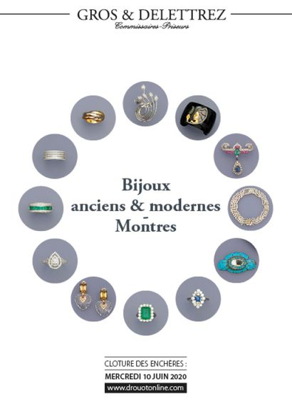Modern & ancient jewellery