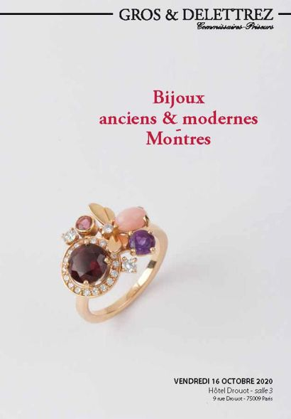 Ancient and modern jewellery