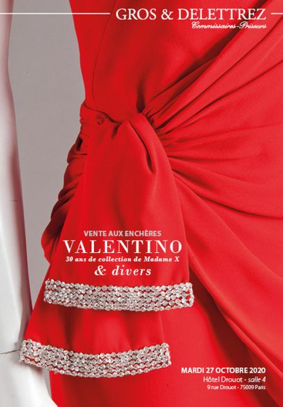 Valentino (30 years of Madame X's collection) & miscellaneous
