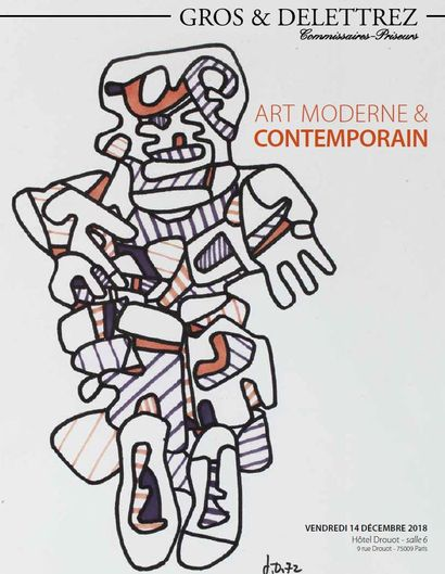 Tableaux Modernes & Contemporains