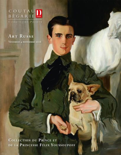 art russe - collection Youssoupoff