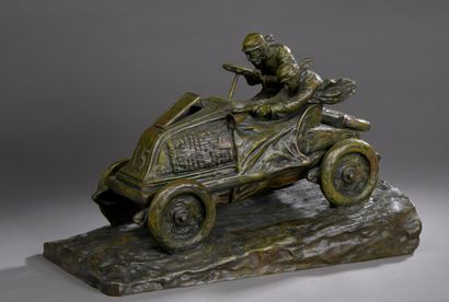 AUTOMOBILIA : COLLECTION DIDIER DERAUW (1963-2011) ET A DIVERS