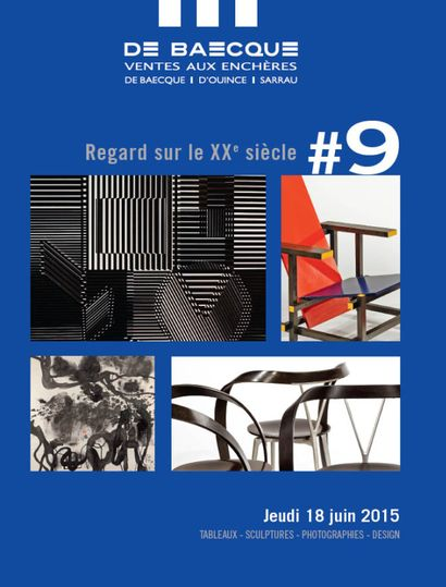 REGARD SUR LE XXE SIECLE # 9 – ART CONTEMPORAIN ET DESIGN