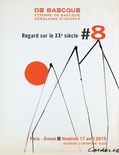 REGARD SUR LE XXE SIECLE # 8 – ART CONTEMPORAIN ET DESIGN