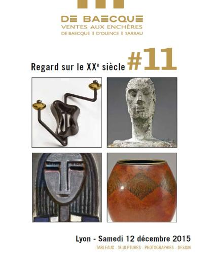 REGARD SUR LE XXem SIECLE # 11 - Art contemporain & Design