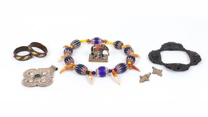 ETHNIC JEWELLERY AND NUMISMATICS
