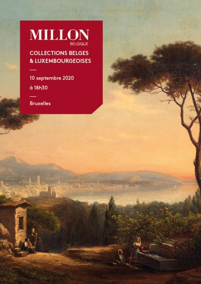 MILLON BELGIUM: Belgian and Luxembourg collections