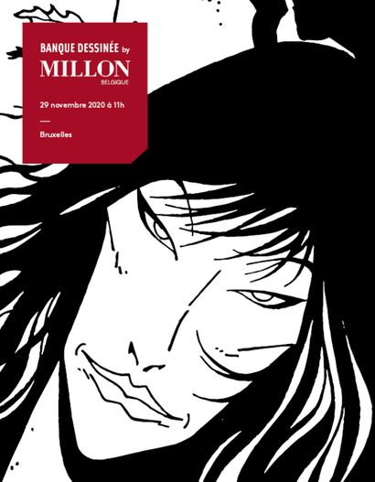 [SALE CONFIRMED]Millon Belgium - COMICS