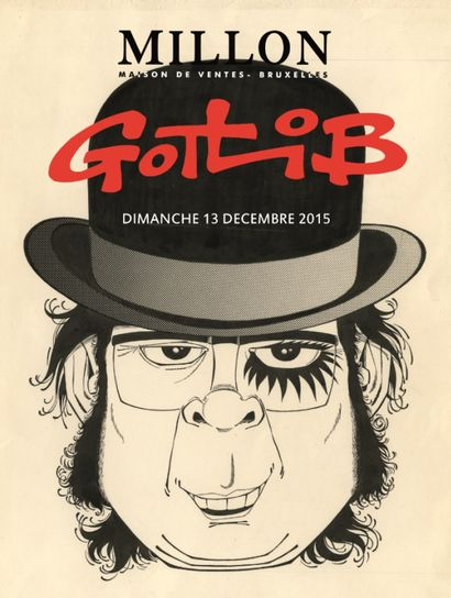 BANDES DESSINÉES - COLLECTION PERSONELLE MARCEL GOTLIB