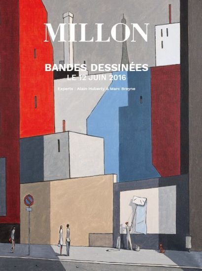 BANDES DESSINÉES - Collection de Monsieur R.