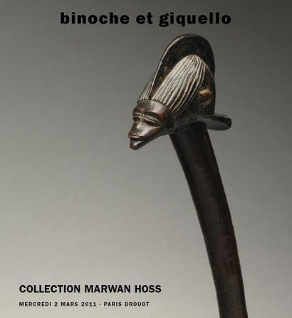 COLLECTION MARWAN HOSS ART AFRICAIN