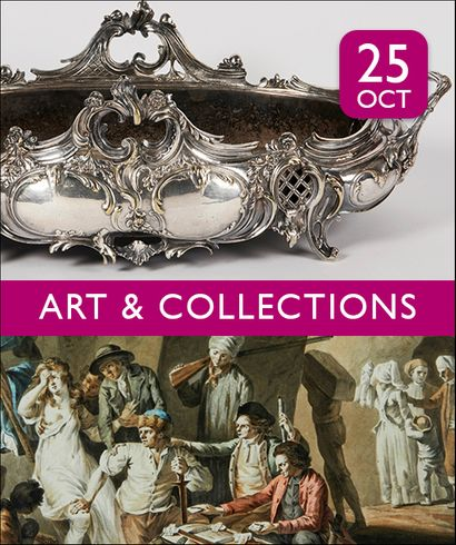 ARGENTERIE | ARTS DE LA TABLE | ART & COLLECTIONS : 350 lots sans prix minimum