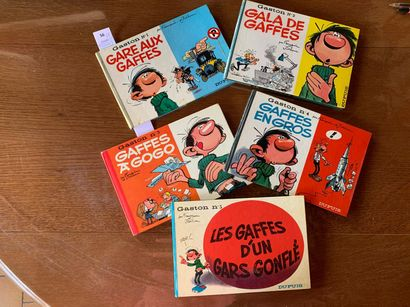 Bandes dessinées collection de Monsieur G.