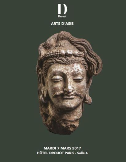ART D'ASIE / COLLECTION MARCEL MARETTE ET A DIVERS