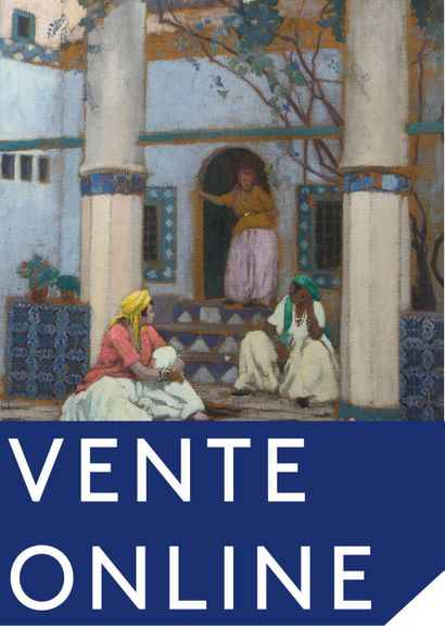 L'ORIENT REVISITED: Orientalist paintings from 1830 to the present day