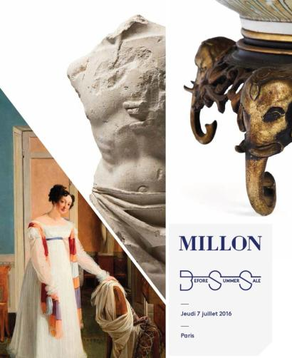 BEFORE SUMMER SALE <br> Mobilier et objets d'art