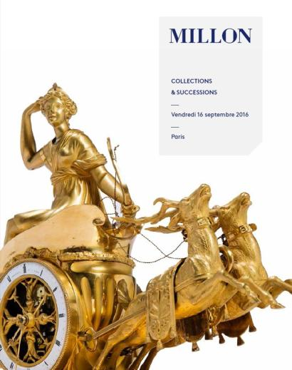 COLLECTIONS & SUCCESSIONS  <br> Mobilier & Objets d'Art