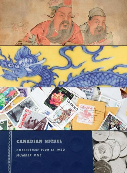 TUESDAY 27th OCTOBER 2020 | 19H30 | ASIAN ART, ANTIQUES AND COLLECTIBLES: NUMISMATICS  | ONLINE ONLY