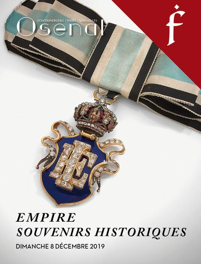Napoleon in Fontainebleau - Historical souvenirs