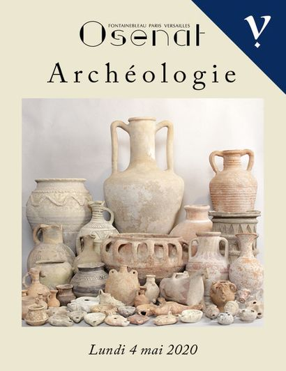 [LIVE ONLINE ONLY]  Archaeology - LIVE SALE AT EIGHT CLOSES