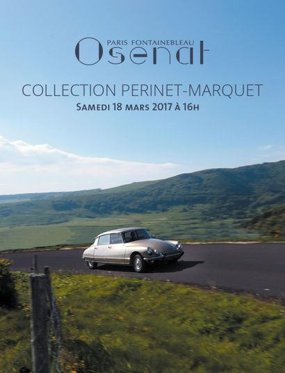 Collection Perinet Marquet - Automobiles de collection