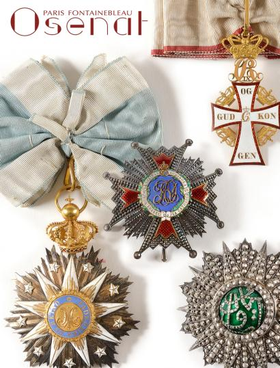 Medals, coins & honours