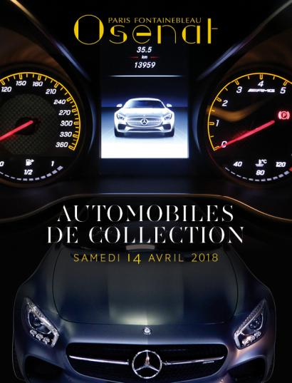 Automobiles de prestige - Collection d'un « Gentleman Driver »