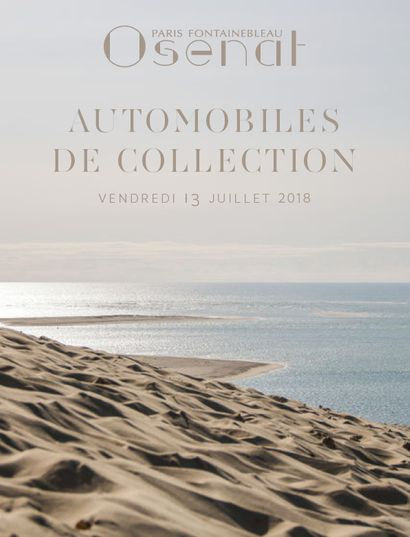 Automobiles de collection - Collection privée sur le bassin d'Arcachon