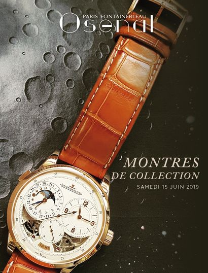 Montres de collection & Horlogerie