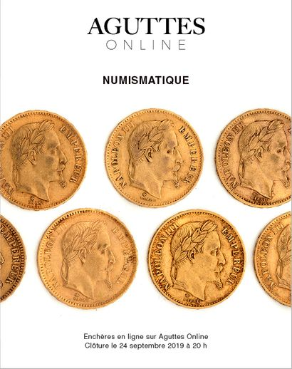 ONLINE ONLY : NUMISMATICS