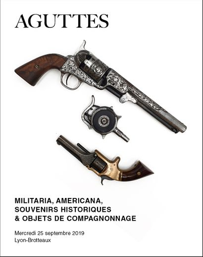 MILITARIA, AMERICANA, HISTORICAL MEMORIES & COMPANIONSHIP ARTIFACTS