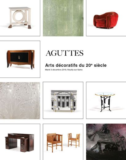 DECORATIVE ARTS OF THE XXE