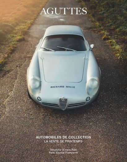 COLLECTION CARS - LA VENTE DE PRINTEMPS