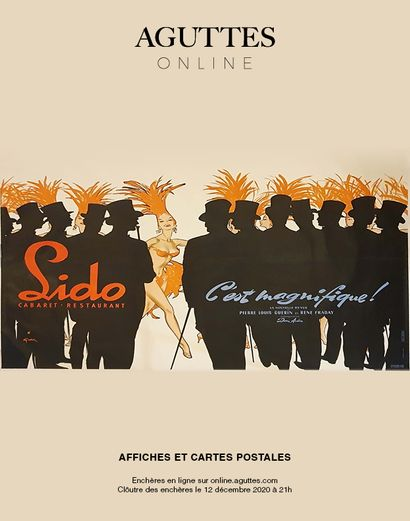 ONLINE ONLY : AFFICHES & CARTES POSTALES
