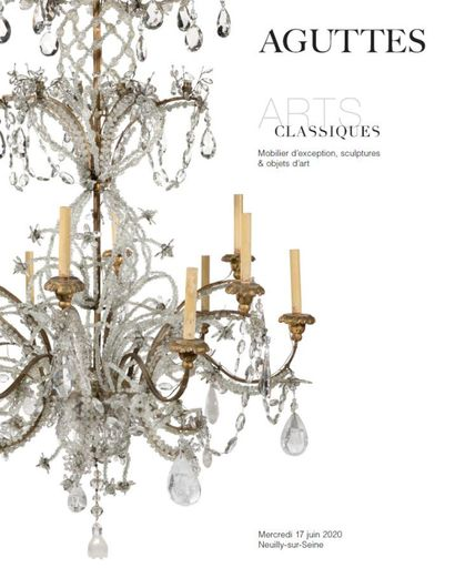 CLASSICAL ARTS : Exceptional furniture, sculptures & works of art