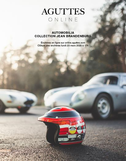 [ONLINE ONLY] AUTOMOBILIA - COLLECTION JEAN BRANDENBURG