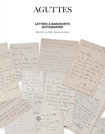AUTOGRAPH LETTERS & MANUSCRIPTS: PART I