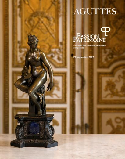PASSION PATRIMOINE : PRESTIGIOUS PAINTINGS, FURNITURE & ART OBJECTS