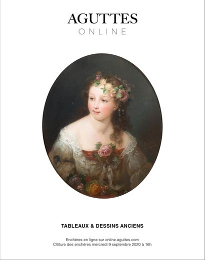 ONLINE ONLY : OLD MASTER DRAWINGS & PAINTINGS