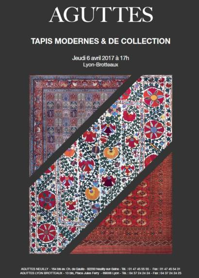 Tapis modernes & de collection