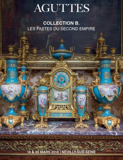 COLLECTION B. • LES FASTES DU SECOND EMPIRE • PARTIE I