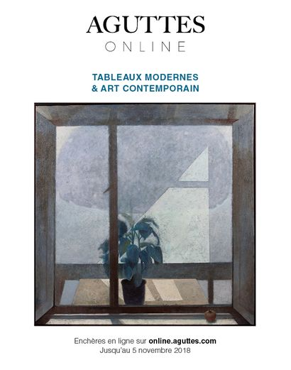 ONLINE ONLY : TABLEAUX MODERNES & ART CONTEMPORAIN