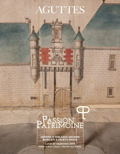 PASSION PATRIMOINE : OLD MASTERS PAINTINGS, FURNITURE & FINE ART