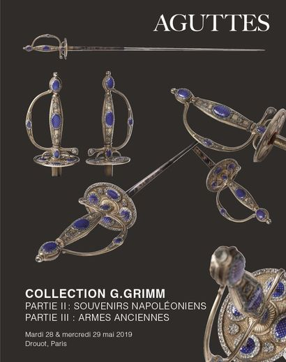 COLLECTION G.GRIMM </br> PARTIE II : SOUVENIRS NAPOLÉONIENS