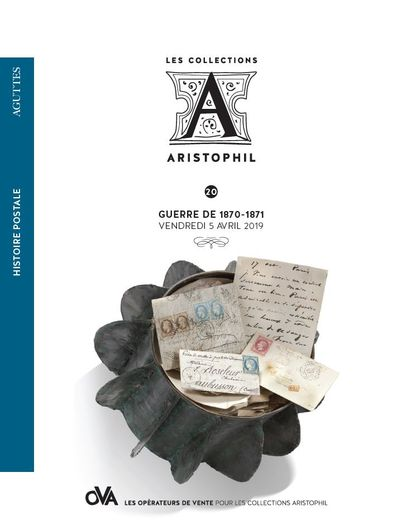 20 - Postal History - 1870's War by AGUTTES